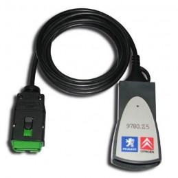 LEXIA 4 ( Tester reprezentanta Citroen si Peugeot)