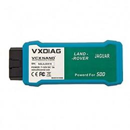 VXDIAG VCX NANO Land Rover si Jaguar