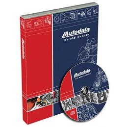 AutoData 3.45 DVD