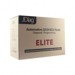 JDIAG ELITE J2534 ECU DIAGNOSIS & REPROGRAMMING