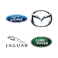 Ford, Mazda, Jaguar, Land Rover